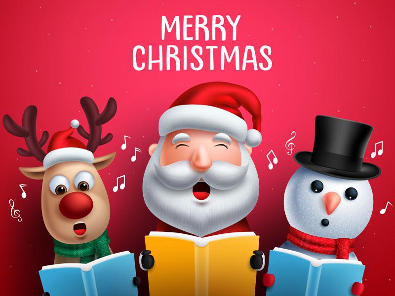 Christmas Carols in Kirkburton